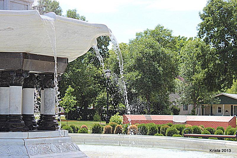 POD #5 - Fountain