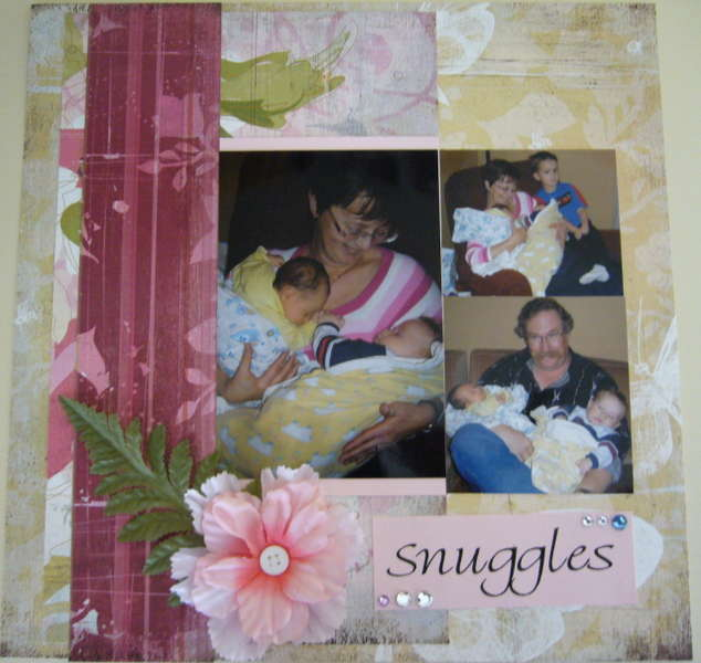 LO - Snuggles