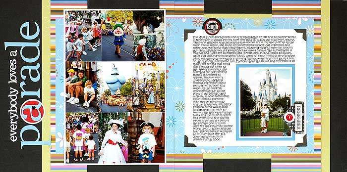 Everybody Loves A Parade - HOF 2006