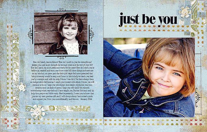 Just Be You - HOF 2006
