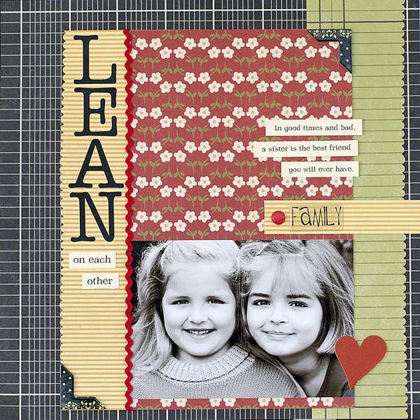 Lean (Mustard Moon CHA 2007)
