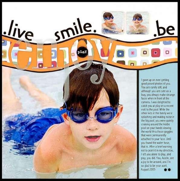 .live smile. .be - HOF 2006