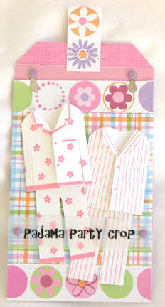 PJ Party Invite