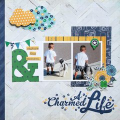 A Charmed Life  **Simple Stories DT**