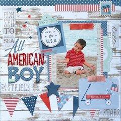 All American Boy **Pebbles**