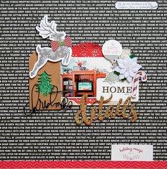 Christmas Home Details