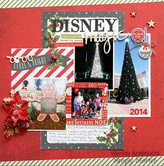 Disney Magic  **Simple Stories DT**