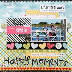 Happy Moments **Bella Blvd DT**