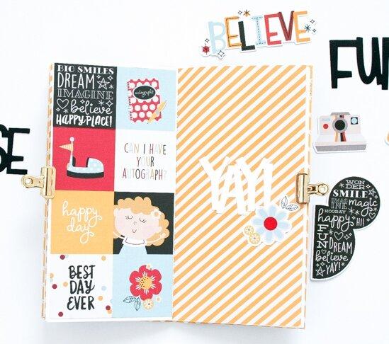 Disney 16th Traveler's Notebook