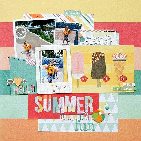 Hello Summer Fun