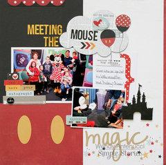 Meeting the Mouse  **Simple Stories DT**