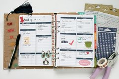 Planner Oct 31- Nov6  **Jillibean Soup DT**
