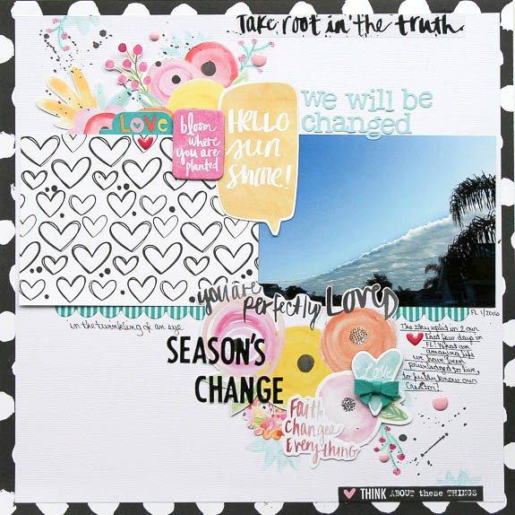 Season's Change **Bella Blvd DT**