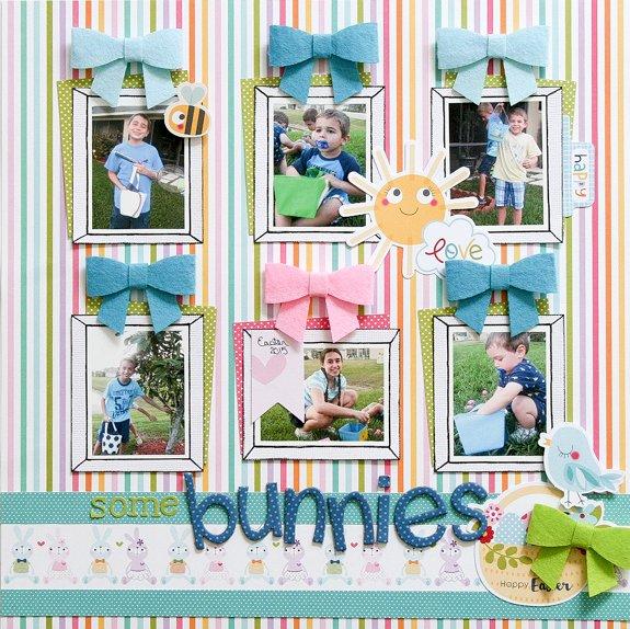Some Bunnies **Bella Blvd DT**
