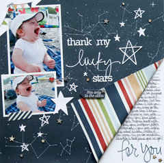 Thank my Lucky Stars **Simple Stories DT**
