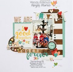 Together Forever **Simple Stories DT**