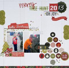 Tree Hunt 2013