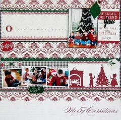 O Christmas Tree **LYB**