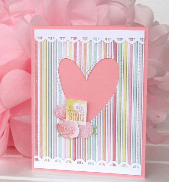 You Make my Heart Sing Card