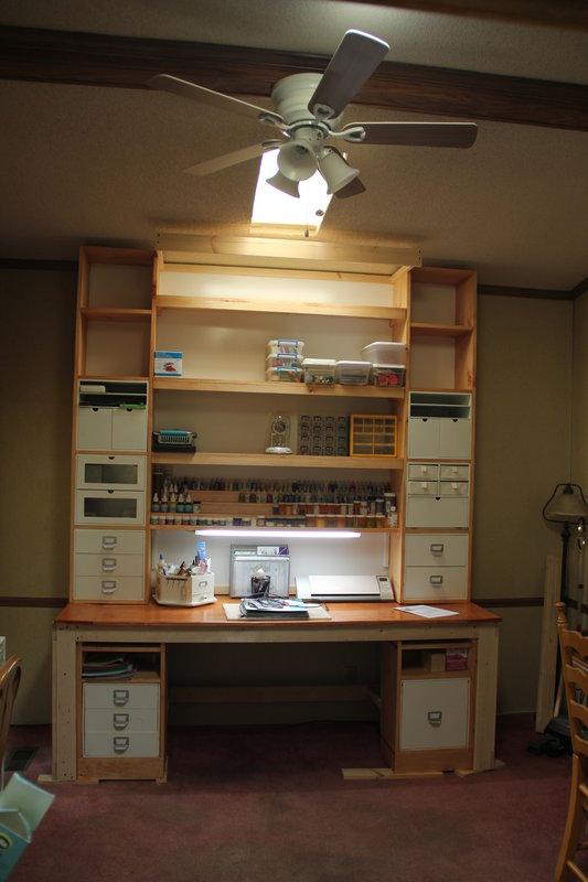 New Craft Station