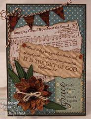 {HSCRC12} Hymn #1, Amazing Grace