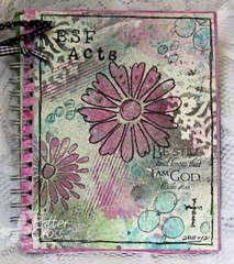 BSF Canvas Notebook