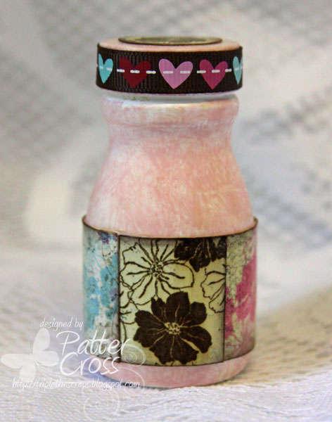 Bottle for Mints