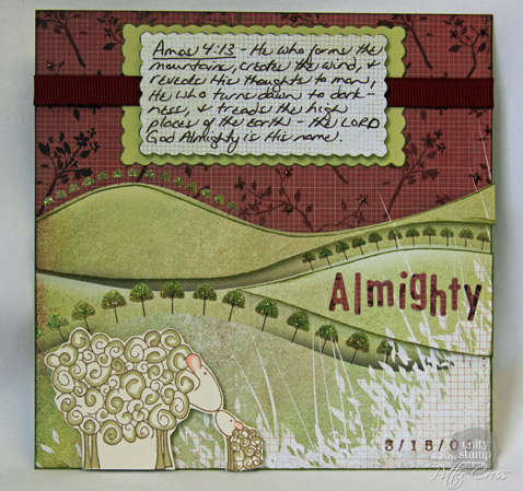His Holy Name Challenge 6, Almighty