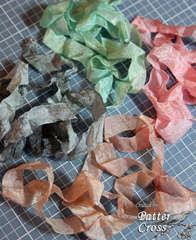 Hand-Dyed Seam Binding
