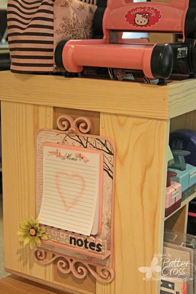 Die Cuts & More Unit by Stampin' Things