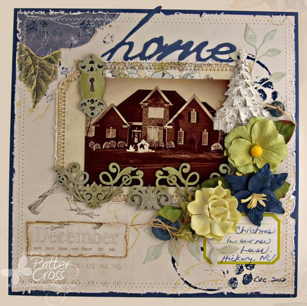 Home {Blue Fern Studios}