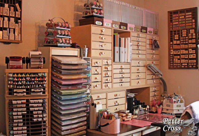 Craft Room Revealed!