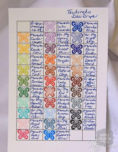 Stamp Ink Organization