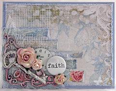 *Blue Fern Studios* Faith