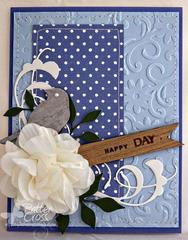 Happy Day {Memory Box}