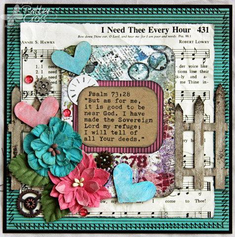 Hymn Challenge #20: I Need Thee Every Hour