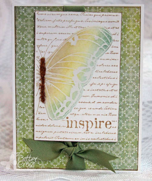 Inspire (Butterfly w/Flower Soft)