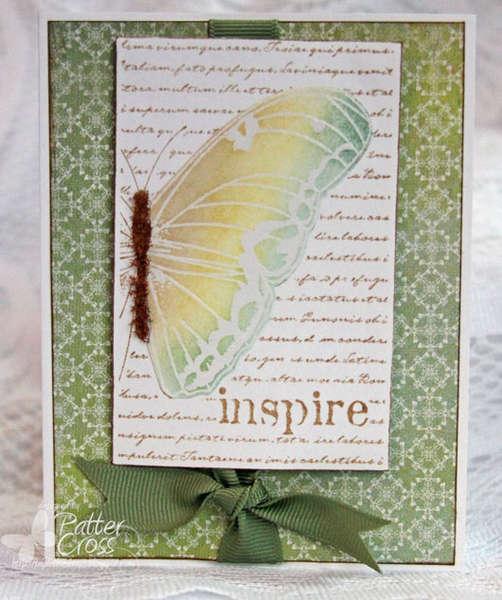 Inspire (Butterfly w/Flower Soft)