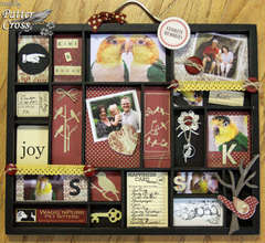 {7 Gypsies Printer Tray} Pet Sitter's Gift