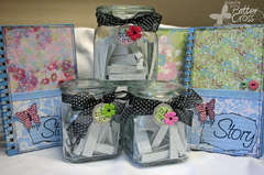 Journaling Jars with Notebook *Unity Stamp Co.*