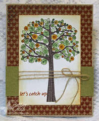 Let's Catch Up Tree