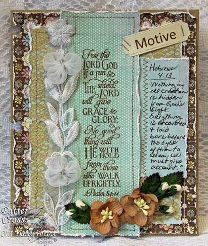 {ABCSCRC11} Word #13, Motive