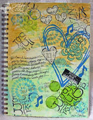 Art {Journaling} Music