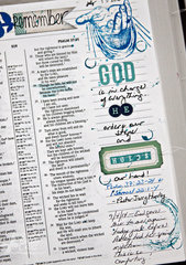 {SCRLLC14} Scripture Lesson #16, His Strength is Perfect