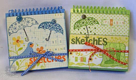 Sketch Notebooks