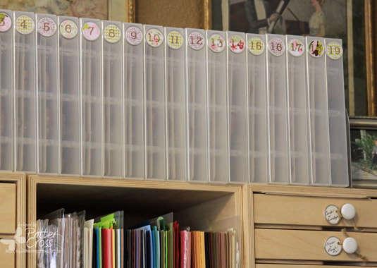 Unmounted Stamp Storage Boxes