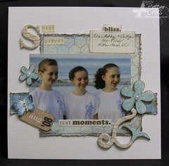 Sweet Sisters {Memory Box Co.}