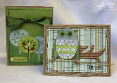 Sweetbay Duo {Memory Box & Poppystamps}
