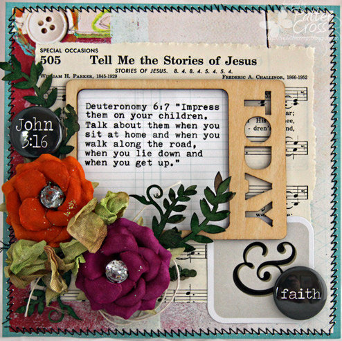 Hymn Challenge #17: Tell Me the Stories of Jesus