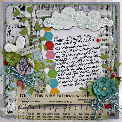 Hymn Challenge #9: This is my Father�s World